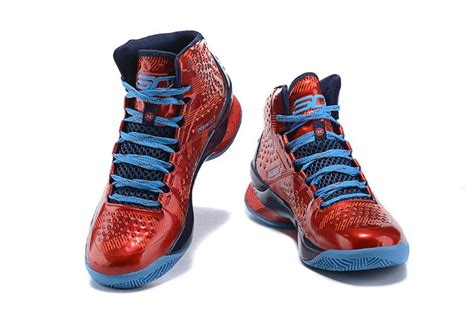 Limited Edition Sepatu Basket Pria Armour Stephen Curry Bhm armour ua curry one 1 pe blue on sale