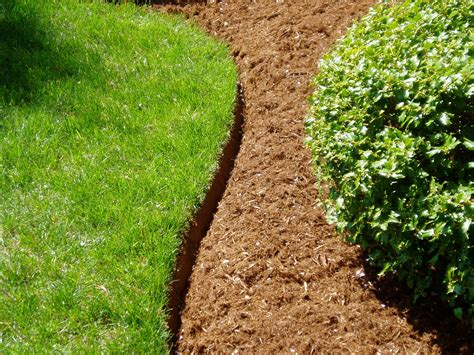 Garden Edging by Lawncare By Walter Inc