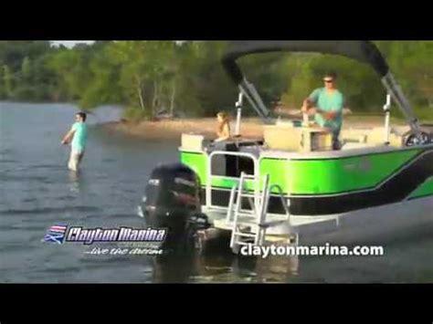 g3 boats youtube clayton marina g3 suncatcher pontoon boats youtube