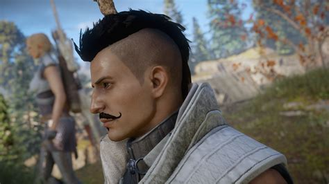dragon age inqusition black hair black hair for dorian at dragon age inquisition nexus