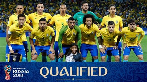 ùi Hình Brazil World Cup 2018 Brazil Team Squad Players List Jersey Tickets Matches