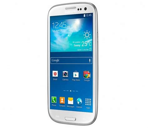 Hp Samsung Galaksi S3 Neo el samsung galaxy s3 neo llega a europa con android 4 4 kitkat tuexperto