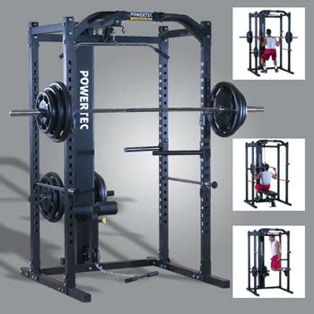 Powertec Power Rack With Lat Tower by Review Of The Powertec P Pr Power Rack With P Lto Lat