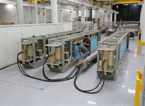 largest capacitor bank next big future navy railgun and laser projects still on track