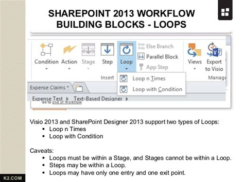 sharepoint workflow 2013 sharepoint 2013 workflow from k2