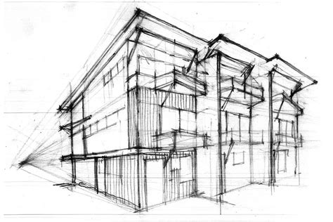 building sketch http culthomes from paper to modern architecture