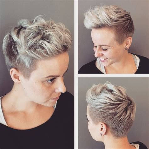 short ash blond hair 40 glamorous ash blonde and silver ombre hairstyles
