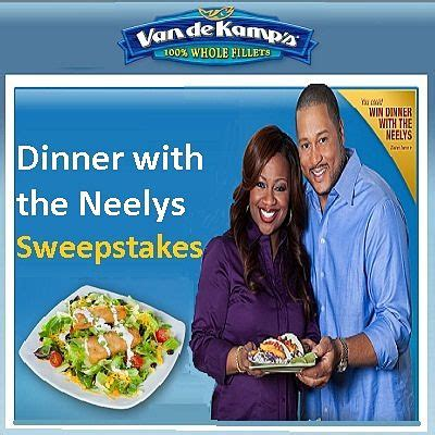 Go Home With The Neelys by Enter To Take Dinner With Neelys Sweepstakesbible
