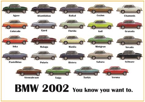 bmw original colors search bmw bmw 2002 bmw and cars