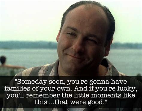 Tony Soprano Memes - mobster quotes tony soprano quotesgram