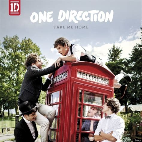 take me home album cover one direction releases artwork