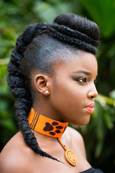natural hair style for black hair beauty salon birmingham alabama pics nairobi salon gives natural hair makeovers to 30