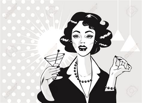 vintage cocktail clipart retro cocktail clipart 42 images retro cocktail