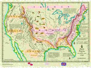 america map with mountains united states mountains map