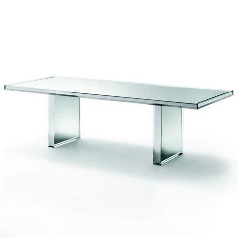 prism table prism mirror table tokujin yoshioka glas italia suiteny
