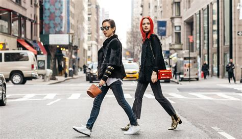 The At Ny Fashion Week With The Sartoralist by What Our Team Wore To New York Fashion Week The Window