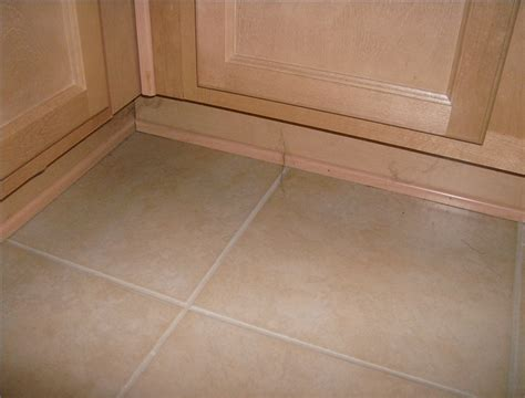 kitchen cabinet bottom trim laminate flooring installing laminate flooring base molding