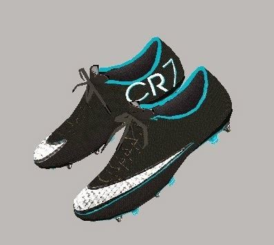 pes modif pes 2013 c ronaldo new boots nike mercurial