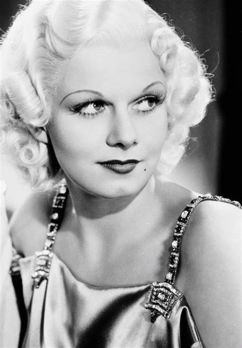 For The Ls Of China 1935 by Jean Harlow S Signature Hair May Helped Kill Births Missouri And Angeles