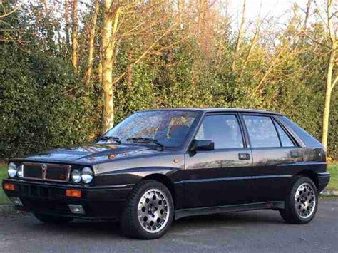 lancia delta hf integrale 16v 2 0i 4x4 turbo car for sale