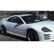 2000 Mitsubishi Eclipse 4cyl SUPER CHARGED 5 Speed