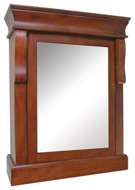 vanity large medicine cabinet houzz of bathroom cabinets best foremost nacc2531 naples medicine cabinet in warm cinnamon