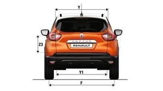 Renault Captur Dimensions Dimensions