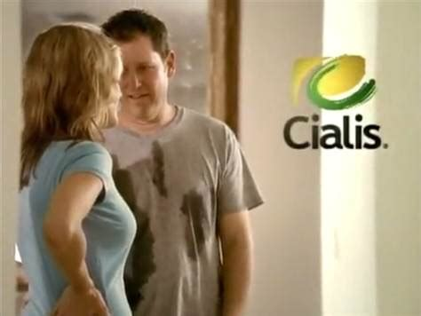 cialis commercial actress tennis erectile dysfunction ads too hot for primetime health
