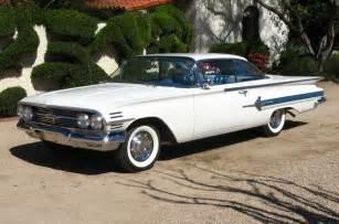 1960 chevrolet impala ss 2 door sport coupe 44257