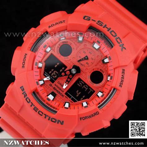 Jam Casio G Shock Ga 100c 4a buy casio g shock 200m analog digital ga 100c 4a