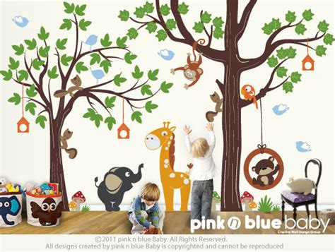 playroom wall stickers wall decal make a playroom with our by pinknbluebaby