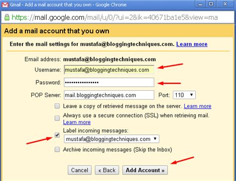 email name set up free professional email address with your own