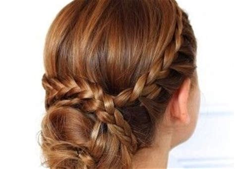 hairstyles for important events elegant hairstyle for an important event pictures photos