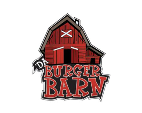 Logo Barn Logopond Logo Brand Identity Inspiration Burger Barn 2