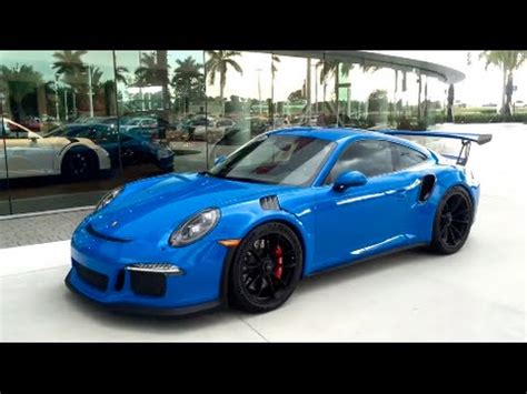 porsche voodoo blue 2016 voodoo blue porsche 911 gt3 rs 500hp paint to sle