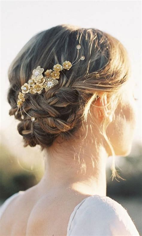 wedding hairstyles  comb elle hairstyles