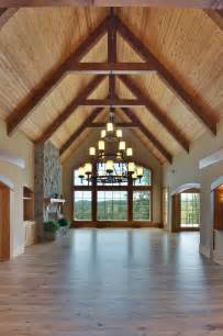 cathedral ceiling beams vaulted ceilings with beams quotes