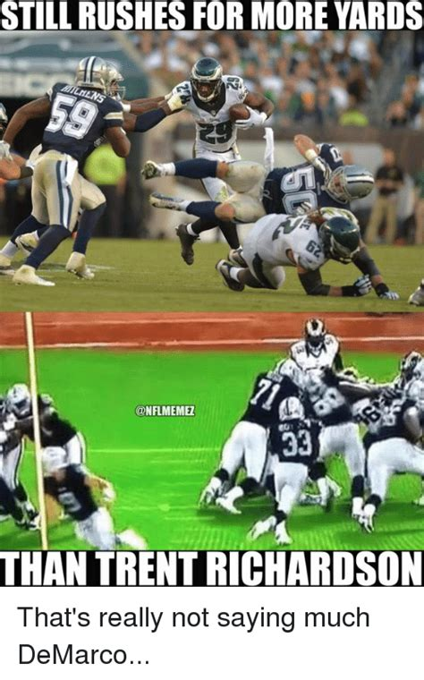 Trent Richardson Meme - funny trent richardson memes of 2017 on sizzle nfl