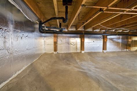 vapor barrier under house the invaluable place of a crawl space vapor barrier in home improvement everdry