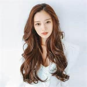 kpop curl perm middle hair 25 best ideas about digital perm on pinterest loose