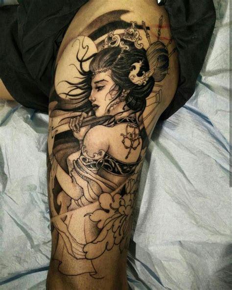 tattoo geisha vorlagen 1001 id 233 es tatouage geisha plaisir et tradition en 40