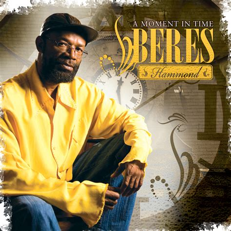 beres hammond say thank you original beres hammond a moment in time vp records