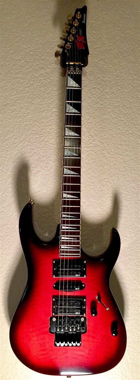 Ibanes S Series Sunbers Gnb Pu ibanez ex series sunburst electric guitar reverb
