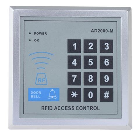 agptek electronic security rfid proximity door entry