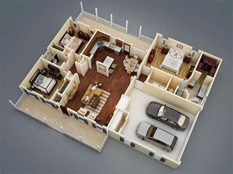 split bedrooms split bedroom country ranch 62099v architectural
