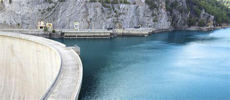 ufficio dighe dighe e sbarramenti fluviali cilindri oleodinamici