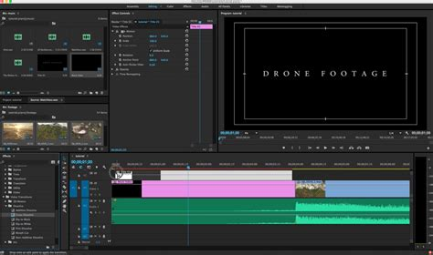 tutorial edit video di adobe premiere adobe premiere video editing tutorial basics michael