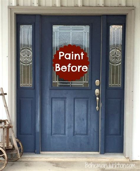 how to paint a front door front door painting hometalk