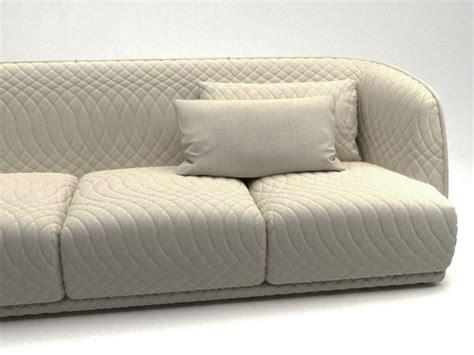 sofa redondo redondo sofa 245 3d model moroso