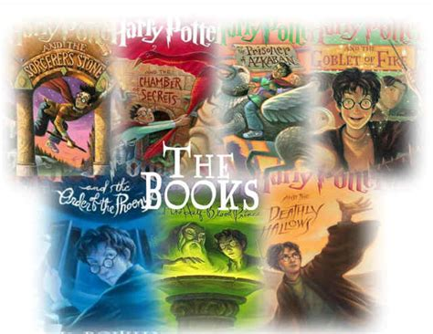 the of harry potter books day 19 books or the explosive world of harry potter